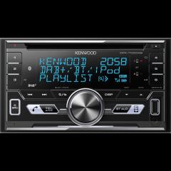 Volvo XC90 2004 - 2014 Kenwood DPX-7100DAB 2 DIN DAB+ radio