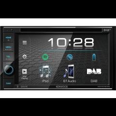 Kenwood DDX-4019DAB BLUETOOTH / HANDSFREE / ANDROID OG iPHONE STØTTE / DVD / DAB+