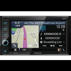 Kenwood DNR-4190DABS BLUETOOTH / HANDSFREE / ANDROID STØTTE / APPLE CARPLAY / NAVI / DAB+