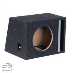 """Basskasse uten element 10"""" - 35L koksgrå"""