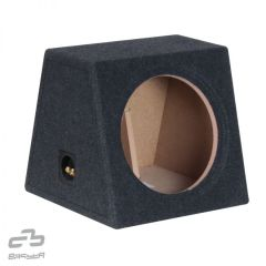 """Basskasse uten element 12"""" - 30L koksgrå"""