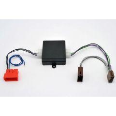 Aktivt adapter med Mini ISO  for biler utstyrt med original Chorus eller Concert radio