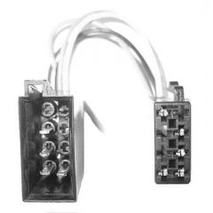 Radio harness (ISO) (Power supply only)