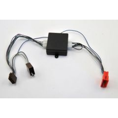 """Radio harness (ISO) Active adapter for cars equipped with front / rear Amplified """"Bose System"""""""