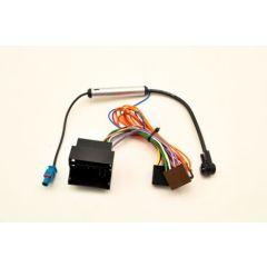 Radio harness (ISO) with Aerial Phantom Adapter