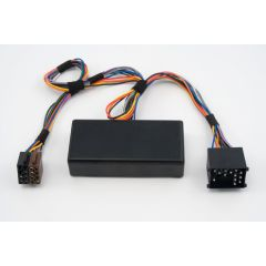 Radio harness (ISO) Active - System Adapter suitable for aftermarket radio on car with original hi-fi system and amplifier front/rear