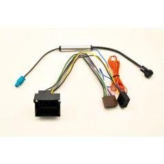 Radio harness (ISO) With Aerial Phantom Adapter ISO