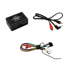 AUX interface Audi / Seat / Skoda / VW (2002->) m/Quadlock)