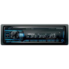 Alpine UTE-204DAB AUX / USB / BLUETOOTH / HANDSFREE / DAB+ (IKKE CD)