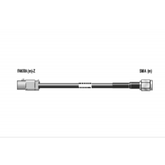 Antenne adapter FAKRA (Han) - SMA (Han)