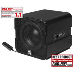 """ESX Audio - Vision V1600A aktiv 8"""" basskasse"""