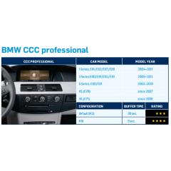 DAB + adapter BMW 1-serie 2004 - 2011 (Ferdig programmert Dension DAB+U)