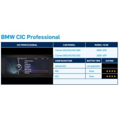 DAB + adapter BMW 1-serie 2009 - 2011 (Ferdig programmert Dension DAB+U)