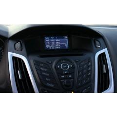 DAB + adapter Ford Focus 2011 - 2013 med Sync1 radio (Ferdig programmert Dension DAB+U)