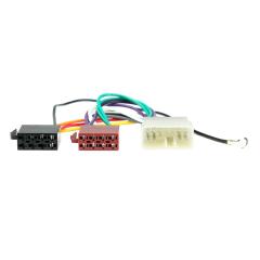 ISO-adapter Suzuki Alto / Baleno / Grand Vitara / Jimny / Swift / Vitara / Wagon - Subaru Justy