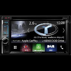 VW Transporter T5 2009 - 2015 Kenwood DNX-5170DABS 2 DIN DAB+ radio og navigasjon