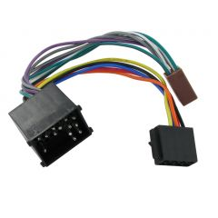 ISO-adapter BMW / MINI / LANDROVER / ROVER (Bavaria plugg)