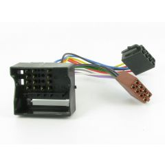 ISO-adapter Ford 2004-->(Quadlock)