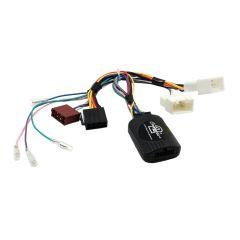 Rattfjernkontroll interface Mitsubishi Pajero (2010- 2013) m/Rockford