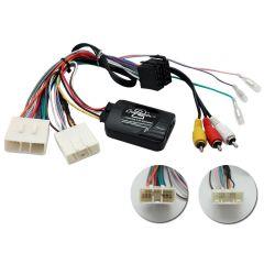 Rattfjernkontroll interface Subaru Impreza (07-11) m/Aktivt System