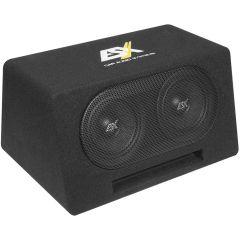 """ESX Audio - DBX206Q basskasse 2x6,5"""" (2x2 ohm)"""