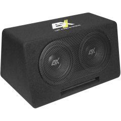 """ESX Audio - DBX208Q basskasse 2x8"""" (2x2 ohm)"""