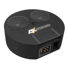 """ESX Audio - DBX 800Q basskasse for reservehjulsbrønn 2x8"""" (2x2 ohm)"""