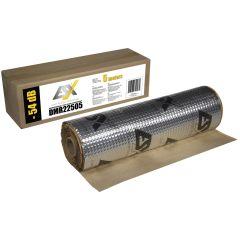 ESX Audio - Butyl støy og vibrasjonsdemping / dempematter (2,5 m2)