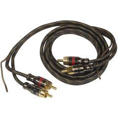 ESX Audio - RCA signalkabel 1m