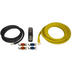 ESX Audio - 10mm2 kabelsett ren kobber DWK10 (60A)