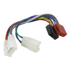 ISO-adapter Toyota / Lexus / Scion / Daihatsu / Subaru