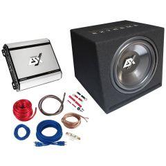 "ESX Audio - Basspakke 1x12"" HXP2"