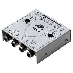 ESX Audio - Høy til lavnivå adapter ISC4