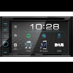 BMW 1 serie 2007 - 2013  Kenwood DDX-4019DAB 2 DIN DAB+ radio