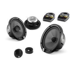 "JL Audio - C3-650 koaksial / komponentsett 6,5"""
