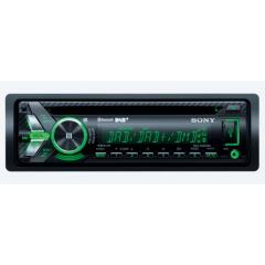 Audi A3 2004 - 2008 Sony MEX-N6002BD 1 DIN DAB+ radio