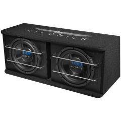"""Hifonics - TD-250R 2x10"""" basskasse (2x4 ohm)"""