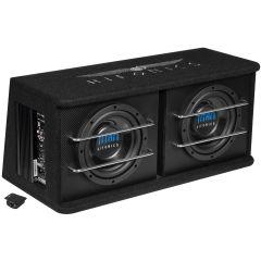 """Hifonics - Titan TDA200R aktiv basskasse 2x8"""""""