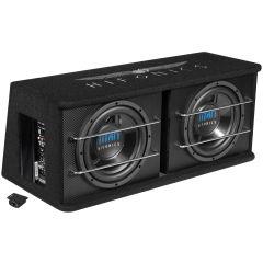 """Hifonics - Titan TDA250R aktiv basskasse 2x10"""""""