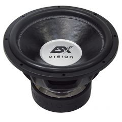 "ESX Audio - Vision VE 1522 SPL 15"" basselement (2x2 ohm)"