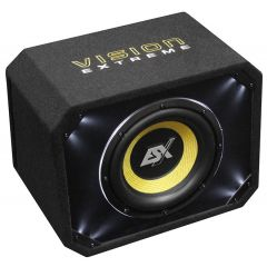"ESX Audio - Vision VE 200 basskasse 8"" (1x4 ohm)"