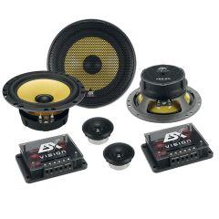 "ESX Audio - Vision VE 6.2C MkII Komponentsett 6,5"""