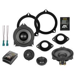"""ESX Audio - Vision VS 100C BMW komponentsett 4"""""""