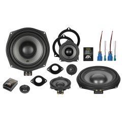 """ESX Audio - Vision VS 200C BMW komponentsett 4"""" / 8"""""""