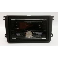 VW Touran 2003 - 2015 (uten rattkontroller) Kenwood DPX-7100DAB 2 DIN DAB+ radio