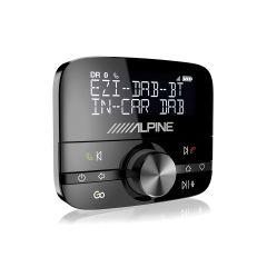 Alpine - DAB + adapter med Bluetooth streaming og handsfree