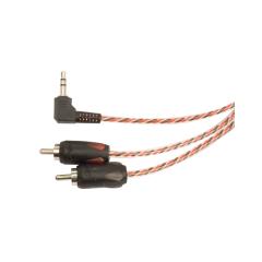 Stinger - PRO 3 RCA til mini jack